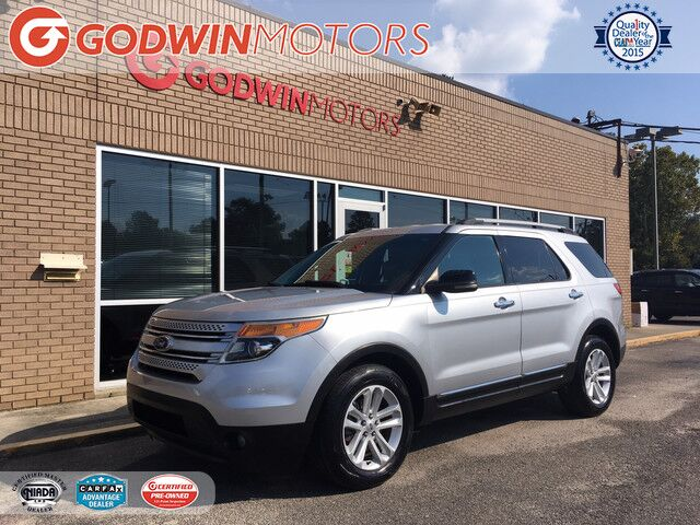 2013 Ford Explorer XLT Columbia SC