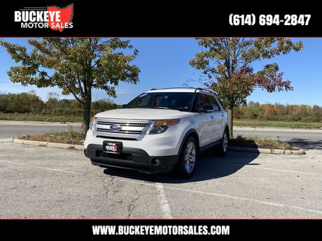 2013 Ford Explorer XLT Columbus OH