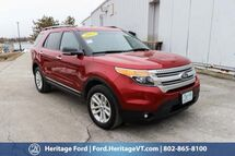 2013 Ford Explorer XLT South Burlington VT