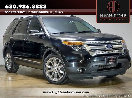 2013_Ford_Explorer_XLT_ Willowbrook IL