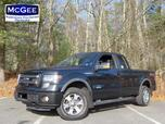 2013 Ford F-150 4WD SuperCab 145 FX4