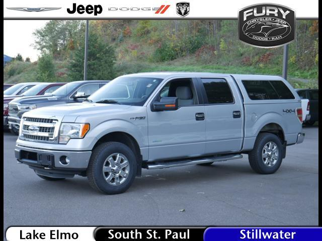 2013 Ford F-150 4WD SuperCrew 145 XLT St. Paul MN 26465110