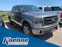 2013_Ford_F-150_4WD SuperCrew 145 XLT_ Green Bay WI