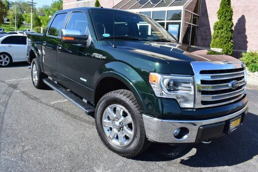 2013 Ford F-150 4x4 Lariat Crew Cab Easton PA