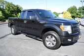 2013 Ford F-150 4x4 STX Extended Cab