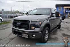 2013_Ford_F-150_FX4 / 4X4 / 3.5L V6 Ecoboost / Ext'd Cab / Heated & Cooled Leather Seats / Sony Speakers / Auto Start / Bluetooth / Back Up Camera / Bed Liner / HID Headlamps / Tow Pkg / 1-Owner_ Anchorage AK