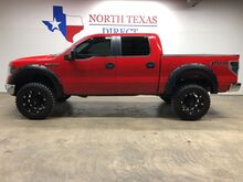 2013_Ford_F-150_FX4 4x4 Lifted 5.0 V8 Ballistic Bluetooth Sync Pro Comp Lift_ Mansfield TX