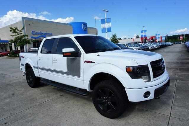 2013 Ford F-150 FX4 Hammond LA