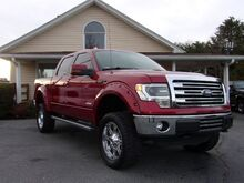 2013_Ford_F-150_FX4 SUPERCREW 4X4 *LIFTED* FUEL WHEELS* LOADED AND BADD!!_ Charlotte NC