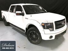 Ford F-150 FX4 SuperCrew 4WD, Rear-View Camera, Sony Premium Sound System, Heated/Cooled Leather Seats, 6.2L 411 HP V8 Engine, Skid Plates, All Terrain Wheels and Tires, 2013