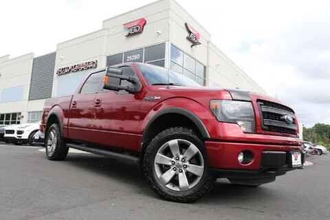 2013_Ford_F-150_FX4 SuperCrew 5.5-ft. Bed 4WD_ Chantilly VA