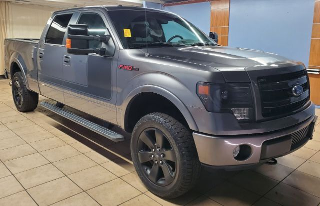 2013 Ford F-150 FX4 SuperCrew 5.5-ft. Bed 4WD Charlotte NC
