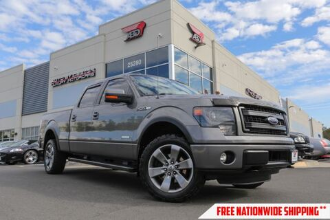 2013_Ford_F-150_FX4 SuperCrew 6.5-ft. Bed 4WD_ Chantilly VA