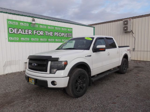 2013 Ford F-150 FX4 SuperCrew 6.5-ft. Bed 4WD Spokane Valley WA