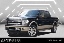 Ford F-150 King Ranch 4x4 Navigation Roof. 2013