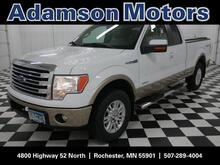 2013_Ford_F-150_Lariat_ Rochester MN
