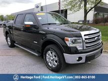 2013 Ford F-150 Lariat South Burlington VT