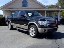 2013_Ford_F-150_Lariat SuperCrew 5.5-ft. Bed 4WD_ Charlotte NC