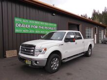 2013_Ford_F-150_Lariat SuperCrew 5.5-ft. Bed 4WD_ Spokane Valley WA