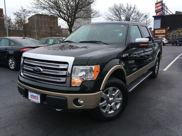 2013_Ford_F-150_Lariat_ Worcester MA