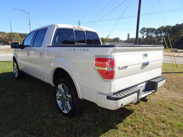 2013 Ford F-150 Limited Ozark AL
