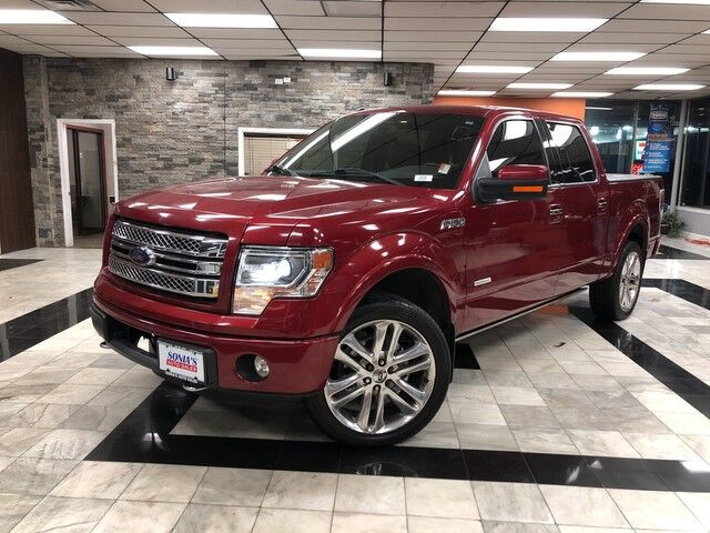 2013 Ford F-150 Limited Worcester MA