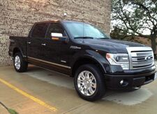 2013_Ford_F-150_Platinum_ Redwood City CA