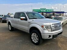 2013_Ford_F-150_Platinum SuperCrew 5.5-ft. Bed 4WD_ Laredo TX