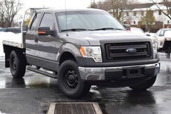 2013_Ford_F-150_STX 4x4 with Aluminum Flatbed_ Easton PA