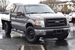 Ford F-150 STX 4x4 with Aluminum Flatbed 2013