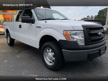 2013_Ford_F-150_STX_ Raleigh NC