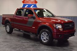 Ford F-150 SUPER CREW FX4 4WD 'LIMITED EDT. 'ECOBOOST!' SUPER LOW MILES! LIKE NEW!!! 2013