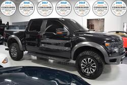 Ford F-150 SVT Raptor 2013