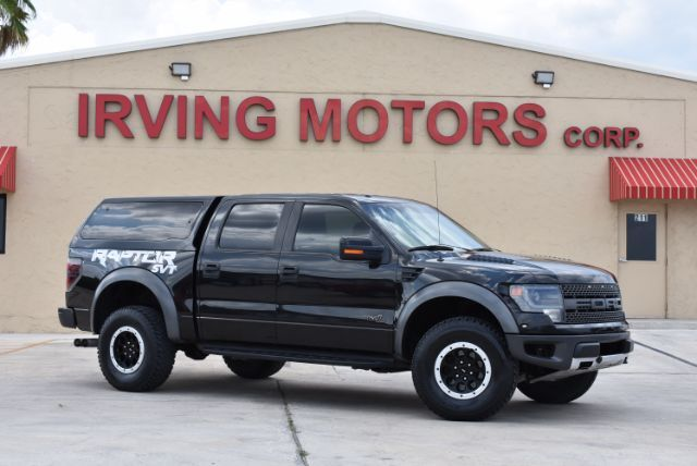 2013_Ford_F-150_SVT Raptor SuperCrew 5.5-ft. Bed 4WD_ San Antonio TX