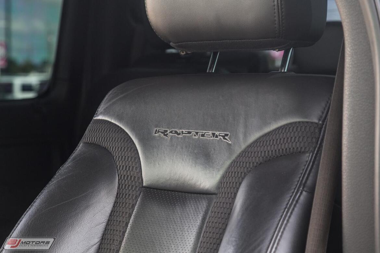 2013 Ford F-150 SVT Raptor Tomball TX