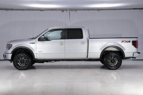 Ford F-150 SuperCrew 4WD FX4 2013