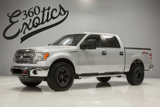 2013_Ford_F-150_Supercrew 4x4_ Austin TX