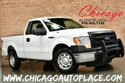 2013_Ford_F-150_XL - 3.7L V6 ENGINE REAR WHEEL DRIVE MICROSOFT SYNC BLUETOOTH WORK READY GRILLE GUARD_ Bensenville IL