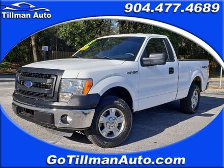 2013_Ford_F-150_XL 6.5-ft. Bed 4WD_ Jacksonville FL