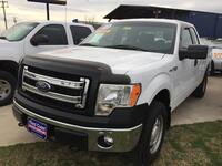 Ford F-150 XL SuperCab 6.5-ft. Bed 4WD 2013