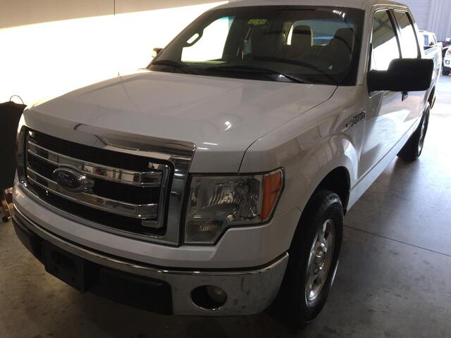 2013 Ford F-150 XL SuperCrew 6.5-ft. Bed 2WD Austin TX