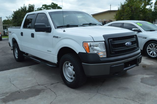 2013 Ford F-150 XL SuperCrew 6.5-ft. Bed 4WD Houston TX