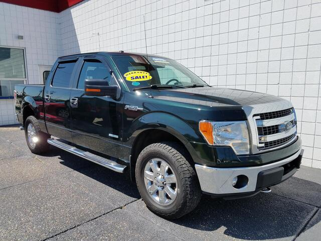 2013 Ford F-150 XLT 4x4 4dr SuperCrew Styleside 5.5 ft. SB Adamsburg PA