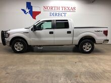 2013_Ford_F-150_XLT 4x4 Ecoboost Crew Bluetooth Ranch Hand Sync Apps_ Mansfield TX