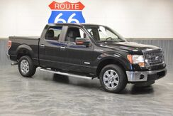 2013_Ford_F-150_XLT CREWCAB!! CHROME PACKAGE! BRAND NEW TIRES! TANO COVER! LOW MILES!_ Norman OK