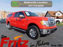 2013_Ford_F-150_XLT_ Fishers IN