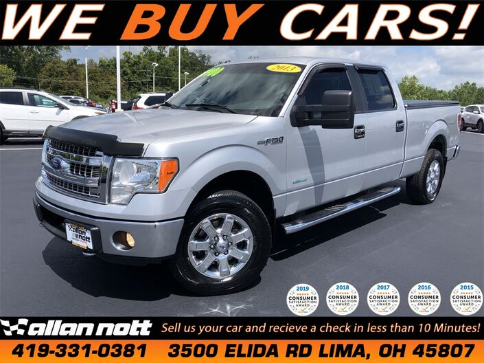 2013 Ford F-150 XLT Lima OH