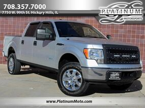 Ford F-150 XLT Nav Back Up 4x4 2013