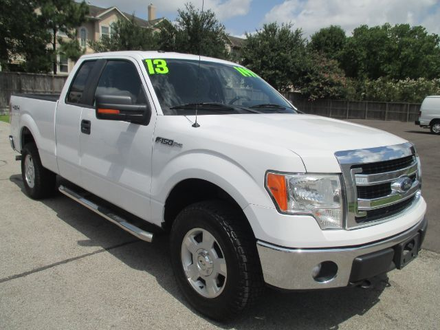 2013 Ford F-150 XLT SuperCab 6.5-ft. Bed 4WD Houston TX