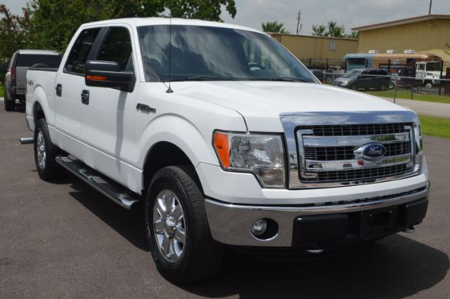2013 Ford F-150 XLT SuperCrew 5.5-ft. Bed 4WD Houston TX